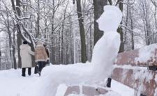 Pogoda na weekend i atak zimy - Sebastian sypnie na biało