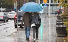 Prognoza pogody na dziś nie jest najlepsza. Silny wiatr i deszcz