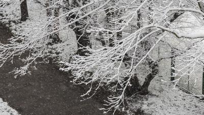 Prognoza pogody, nadchodzi zima i śnieg