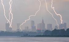 Prognoza pogody na piątek 7 czerwca - będzie burzowo, sypnie grad
