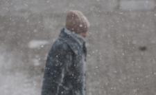 Pogoda w Poslce - nadchodzi zima!