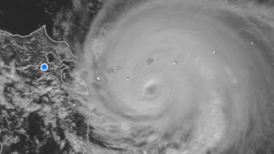 Japonia i huragan Faxai  - kataklizm jak z piekła!