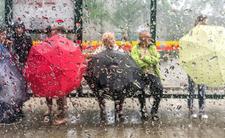 To będzie paskudny weekend. Bierzcie kurtkę i parasol