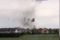 Trąba powietrzna w Polsce. Zrywała dachy jak szmaty [WIDEO]