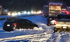 Atak zimy w USA - kataklizm jak w filmie!