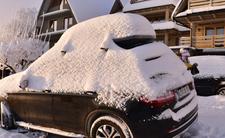 Zima brutalnie zaatakowała. -15 stopni i półtora metra śniegu