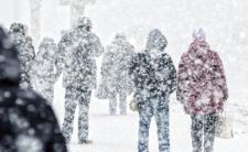 Zima grozy w Polsce