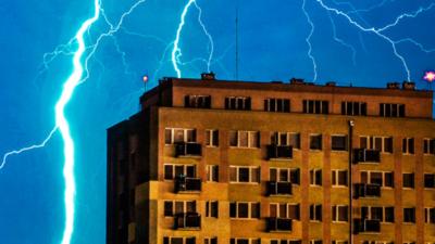Pogoda w Polsce - w poniedziałek czeka nas burzokalipsa