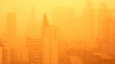 Żółty pył w Polsce znad Sahary. Czym jest kalima?