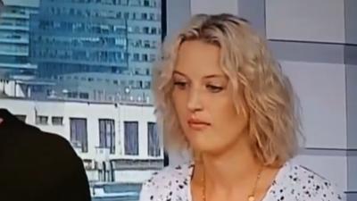 """Domańska na rzuca się na wodę w DD TVN: """"To był epicki kac. EPICKI"""""""