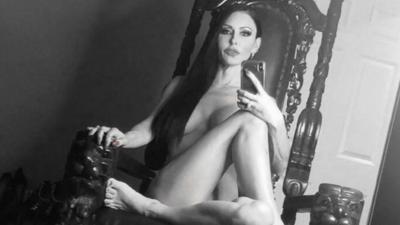 Aktorka porno nie żyje - ostatni klaps na planie życia