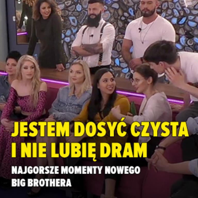 Big Brother 2019: najlepsze cytaty pierwszego odcinka
