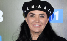 Ewa Krawczyk ubiera się nieodpowiednio