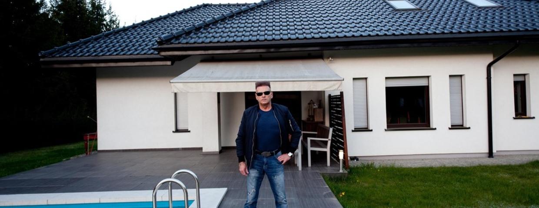 Krzysztof Rutkowski i jego luksusowy dom - tak mieszka polski gwiazdor