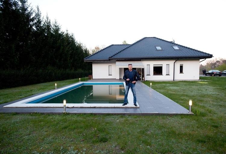 Rutkowski i luksusowy dom 0
