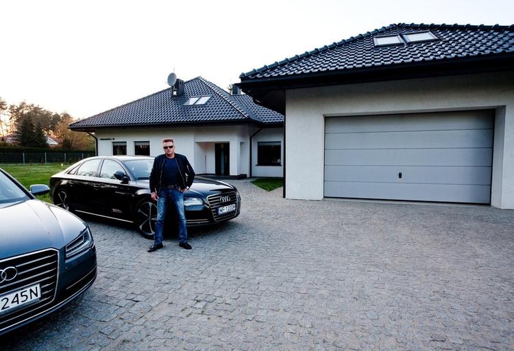 Rutkowski i luksusowy dom 18