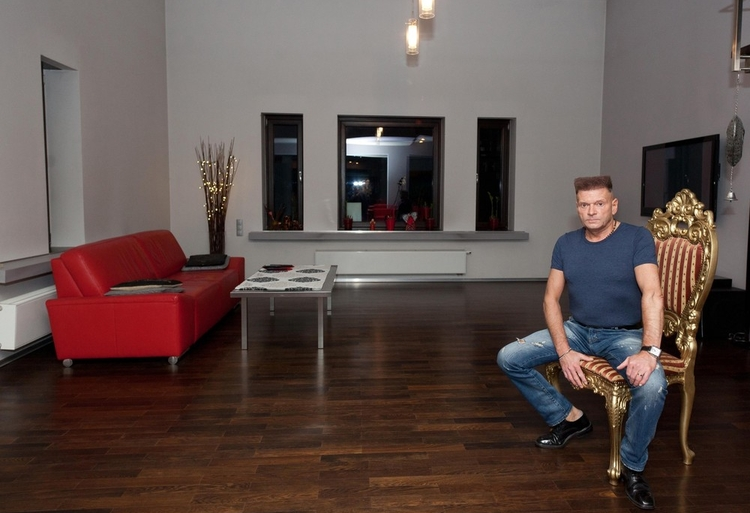 Rutkowski i luksusowy dom 6