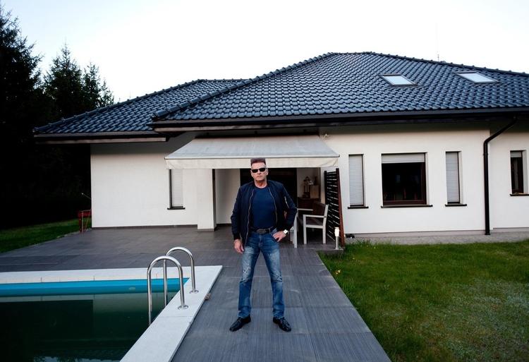 Rutkowski i luksusowy dom 7