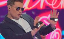 """Brzozowski lepiej tańczy """"The Ride"""" niż śpiewa?"""