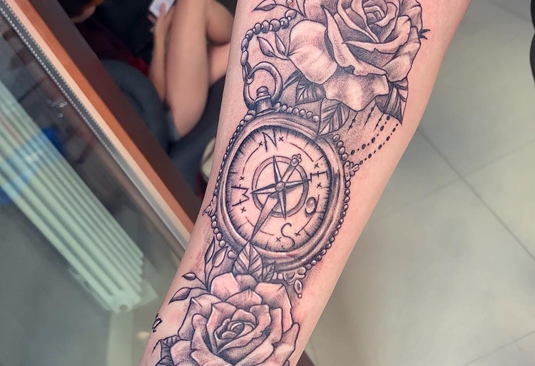 Esmeralda Godlewska Zrobiła Sobie Tatuaż Z łacińską