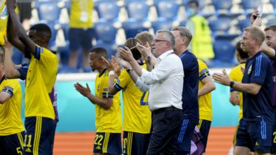 Szwedzi nie mogą przytulić żadnego Polaka