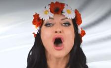 Godlewska kontra hymn Polski - słowa pieśni w jej ustach to profanacja?