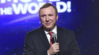 Jacek Kurski będzie tatą