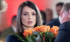 Kaczyńska buszuje po Majorce. Pierwsza rocznica ślubu z trzecim mężem