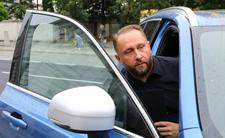 Kamil Durczok w szpitalu