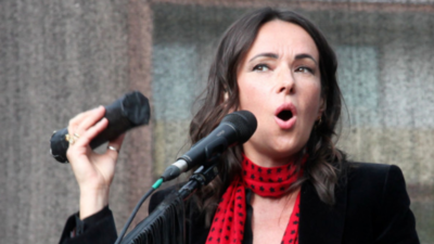 Koncert Kasi Kowalskiej - wokalistka złamała prawo?