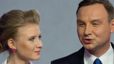 Kinga Duda nie wróci do Polski