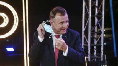 Jacek Kurski organizuje Sylwestra Marzeń w TVP mimo pandemii