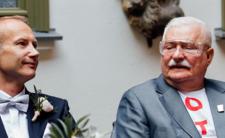 """Lech Wałęsa został ojcem. """"Już jest z nami nasz synek"""""""