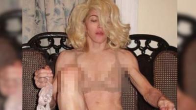 Madonna mówi hejterom, że jej wszystko wisi