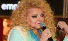 Magda Gessler rozda pączki