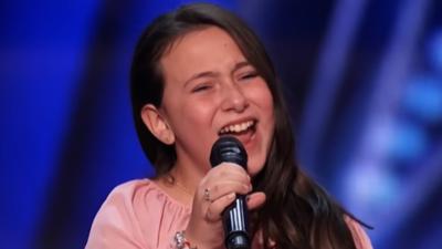"""10-latka zachwyciła w """"Mam Talent"""""""