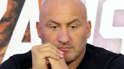 Marcin Najman ledwo ciągnie?