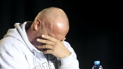 Marcin Najman załamany grą Polaków na Euro 2020