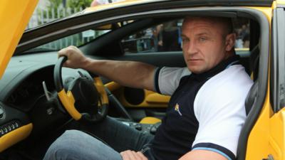 Mariusz Pudzianowski został milionerem