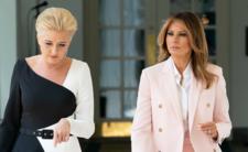 Melania Trump nago. Cardi B opublikowała zdjęcia