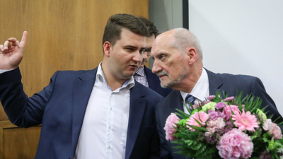 Misiewicz się żeni! Więzienie tylko scementowało jego związek