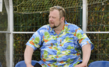 Olaf Lubaszenko walczy u zdrowie - nadwaga i cukrzyca zniszczyły mu stawy