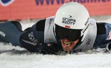 Piotr Żyła popłynął po zdobyciu mistrzostwa świata