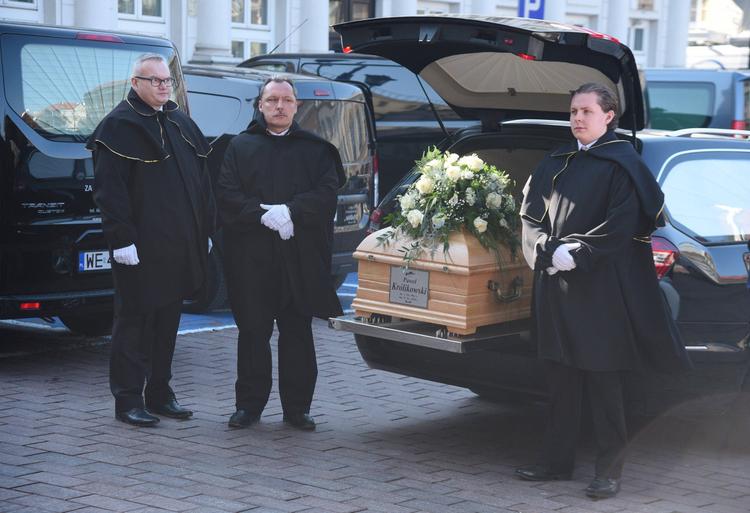 Paweł Królikowski pogrzeb 6