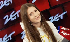 Roksana Węgiel i wideo z dzieciństwa - śpiewała piosenki dla Boga