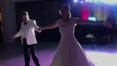 Rutkowski i Plich - układ taneczny prosty jak fryzura pana młodego