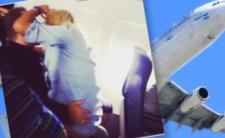 Odlecieli w samolocie - seks wysokich lotów?