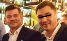 Zenek Martyniuk i syn Daniel - ojciec wybrał scenę, a syn areszt