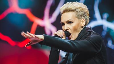 Skrajnie wychudzona Agnieszka Chylińska martwi fanów
