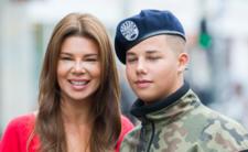 Edyta Górniak kontra kariera syna - bycie mamą idzie jej śpiewająco?